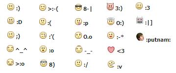 Short Keys แสดง emotion ของ Facebook สำหรับคนชอบ Chat