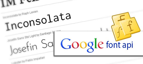 ใช้ Font สวยๆ บนเว็บไซต์ด้วย Google Web Fonts