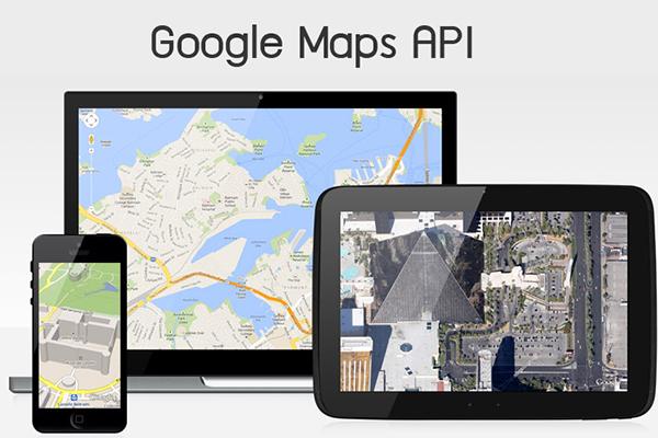 สอนการใช้ Google Map Javascript Api