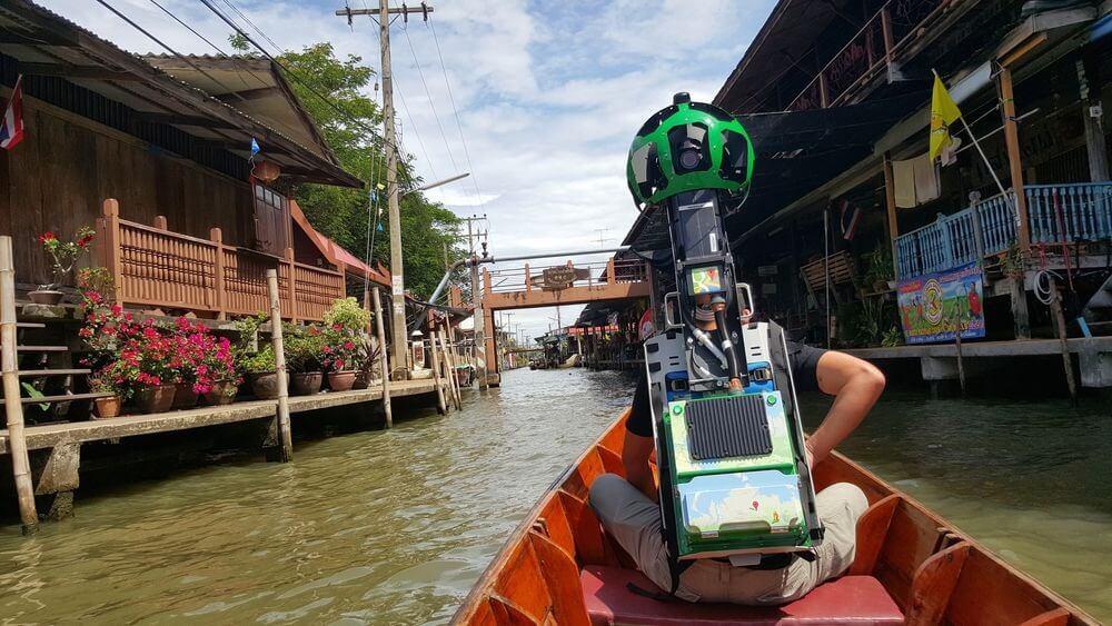 ชายไทย ผู้เดินทาง 500,000 กิโลเมตร ข้ามประเทศไทย เพื่อสร้าง Google Street View