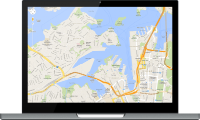 Google Maps - ติดตั้งแผนที่บน Website ด้วย Google Maps Javascript API v3