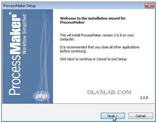 Processmaker - สอน processmaker ตอนที่ 2 ติดตั้ง processmaker
