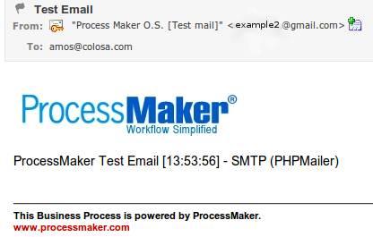 Processmaker - สอน processmaker ตอนที่ 3.4 การตั้งค่า processmaker - Email Setting