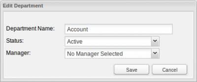 Processmaker - สอน processmaker ตอนที่ 4.3 จัดการแผนกผู้ใช้ (Departments)