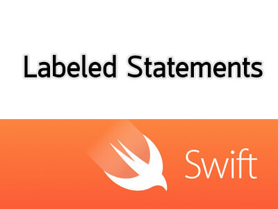 สอน Swift ตอนที่ 4.7 Control Transfer Statements คำสั่ง Labeled Statements