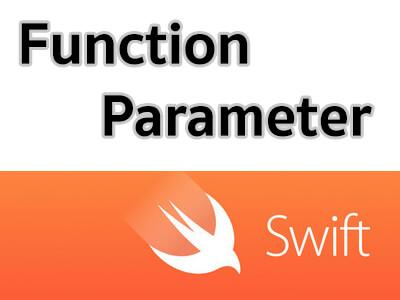 สอน Swift ตอนที่ 5.2 ฟังก์ชั่นพารามิเตอร์แบบต่างๆ (Function Parameters)