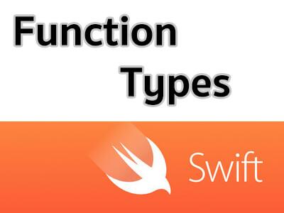 สอน Swift ตอนที่ 5.4 Function Types