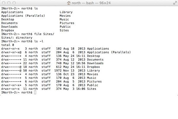 คำสั่ง Unix Linux Shell เบื้องต้นตอนที่ 3 | cp, ln, rm, mkdir, rmdir, file เกี่ยวกับ Files และ Directories