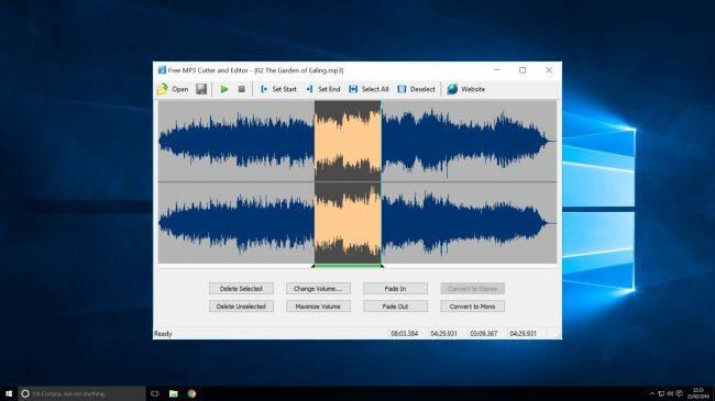 แนะนำ 5 สุดยอดโปรแกรมตัดเพลง ตัดต่อเพลง